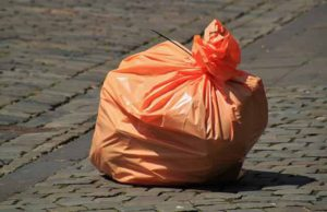 Waste bag image