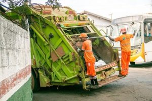 Correctly collecting waste is crucial