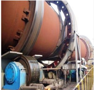 Rotary kilns: A type of incinerator