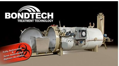Autoclaves for treatment of biomedical waste